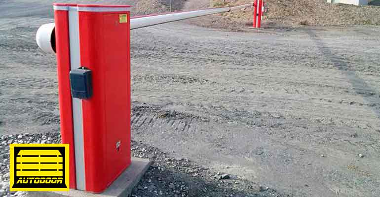 Barreras Automáticas Autodoor aparcamiento