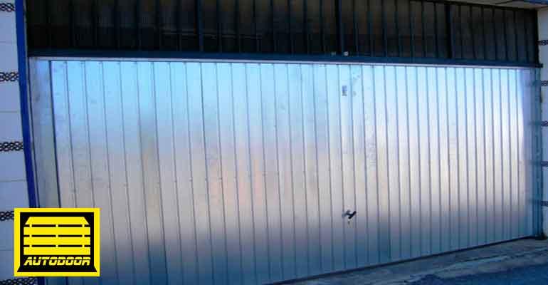 Puertas Automáticas Basculantes Autodoor aluminio